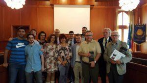 La redazione di WWWITALIA con gli ospiti dell'incontro