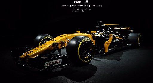F1, arriva la nuova Renault: obiettivo quinto posto