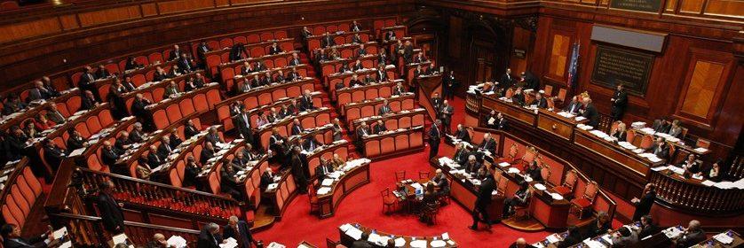 La festa della musica al senato ricorda claudio abbado for Logo senato della repubblica