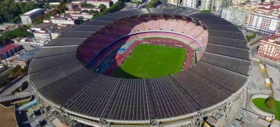Calcio Napoli, disappunto per gli spogliatoi di Adriano Mongiello