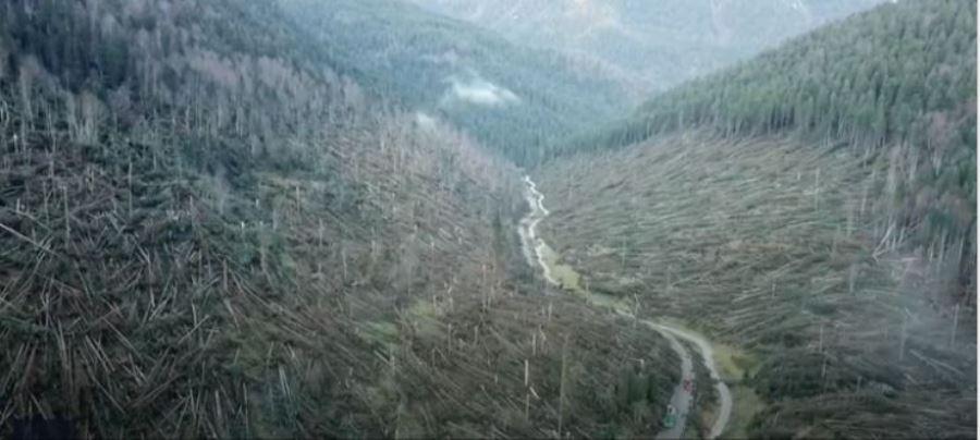 Passo Vezzena Trentino