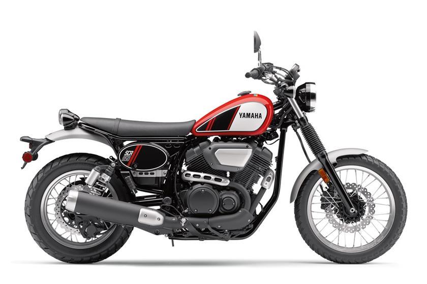 La moto a tre ruote di Yamaha